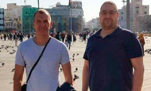 Шугалей и Суэйфан прибыли в Россию после полутора лет плена в Ливии