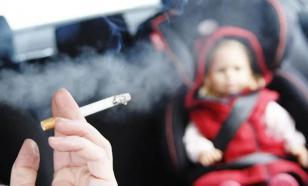 Дети курильщиков чаще страдают бесплодием