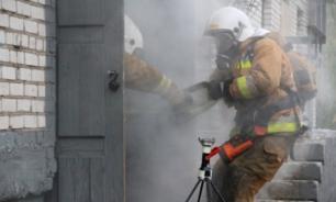 МЧС: холодильник LG мог стать причиной сильного пожара