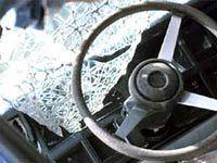 Грузовик без водителя протаранил семь легковушек в Приморье