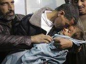 Израильский авиаудар унес жизнь трехлетней палестинской девочки