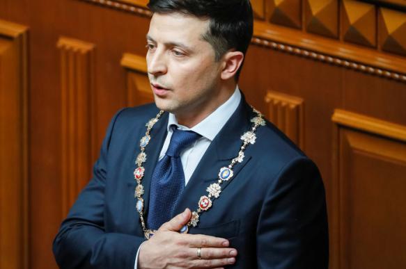 Зеленский назначил досрочные выборы в Верховную раду на 21 июля