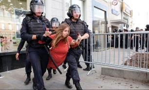 Собянин назвал оправданным применение силы против протестующих