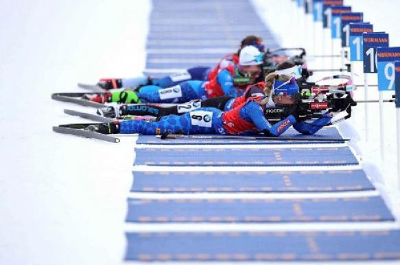 Глазырина выиграла индивидуальную гонку на этапе Кубка IBU в Осрбли