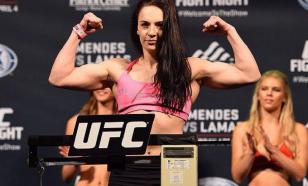 Боец UFC рассказала о тренировках с дочерью Пескова