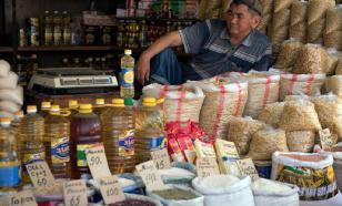Киргизия запасается продуктами на фоне распространения коронавируса