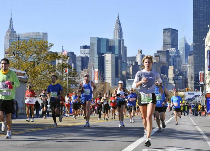 Почему не состоятся открытые марафоны в Нью-Йорке и Берлине