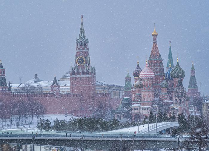 Синоптик предсказал в Москве сильные снегопады