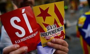 """""""Каталония уже не подчиняется Испании"""""""