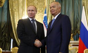 О чем говорили Владимир Путин и Ислам Каримов