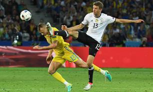 Брезгуют: Сборная Германии отказалась меняться футболками с украинцами