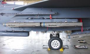 В США проводятся испытания новой авиабомбы