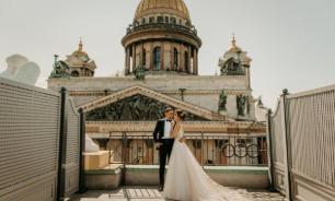 """В городе на Неве пройдут """"Зимние свадьбы в Санкт-Петербурге"""""""