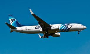 Захвачен самолет EgyptAir: Хроника событий