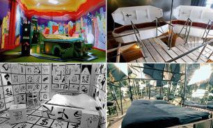 Экстремальный отдых: самые странные мировые отели