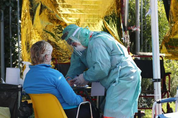 Швейцарские СМИ удивлены, что в России мало случаев коронавируса
