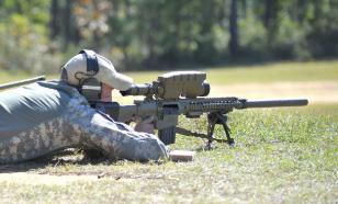"""Армия США тестирует """"умный"""" прицел"""