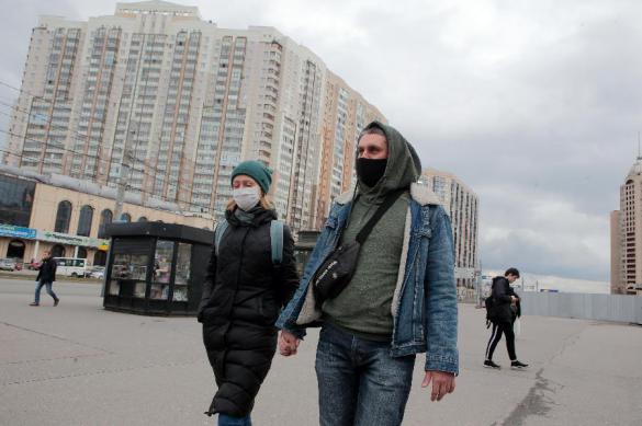 5849 новых случаев коронавируса выявлено в России