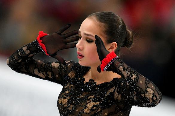 Загитова и Медведева вошли в состав сборной России на следующий сезон