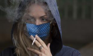 Курильщики тяжелее переносят заражение коронавирусом