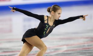 Трусова заявила, что хочет стать олимпийской чемпионкой