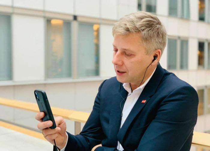 Нилу Ушакову не понравилась блокировка российских телеканалов в Латвии