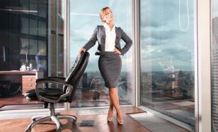 Женщина-босс вызывает у мужчин шок и агрессию