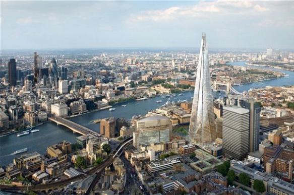 Элитное жилье в Лондоне теряет в цене