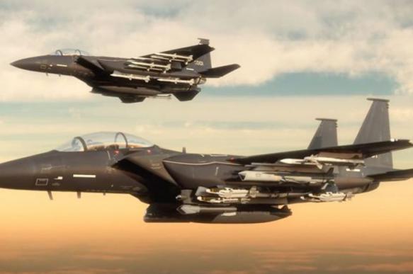 Представлена версия всемирно известного истребителя F-15 Eagle