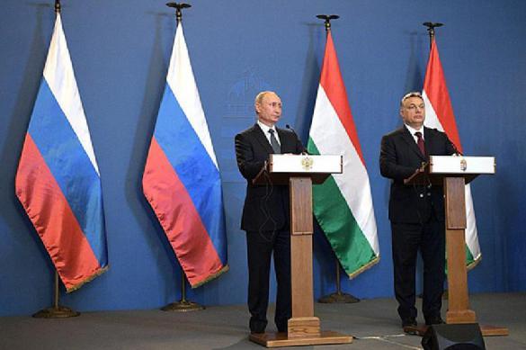Венгрия отказала США в требовании противостоять РФ