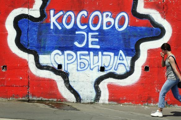 В Сербии предложили на время передать Косово Российской Федерации