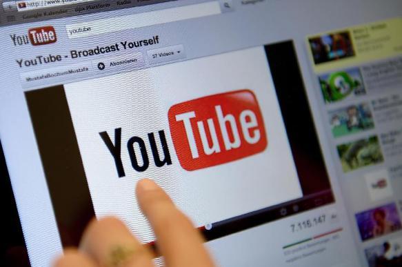 YouTube пользуются почти 60% жителей России