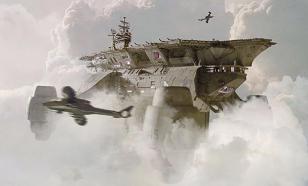"""""""Гремлины"""" в небе: летающие авианосцы армии США"""