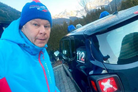 Губерниев: лишь бы Логинов не ушел из спорта