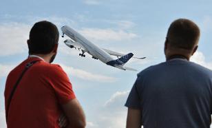 МАК: летать в СНГ и России стало опасно