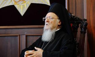СМИ: патриарху Варфоломею пообещали бывшую резиденцию Януковича