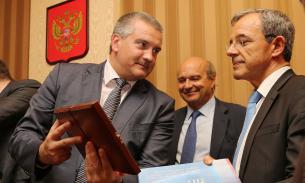 Делегация французских политиков снова летит в Крым