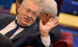 """Жириновский сравнил Навального с Лениным и предложил его """"долечить"""""""