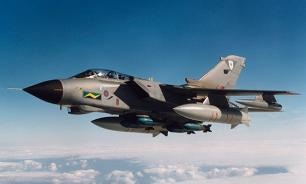 Британия нанесла первые авиаудары по ИГИЛ в Сирии