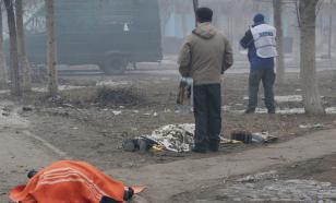 На Востоке Украины продолжают гибнуть мирные граждане