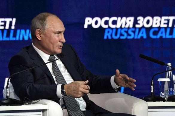 Спикер Госдумы назвал Путина преимуществом России