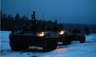 Псковские десантники провели боевые дневные и ночные стрельбы