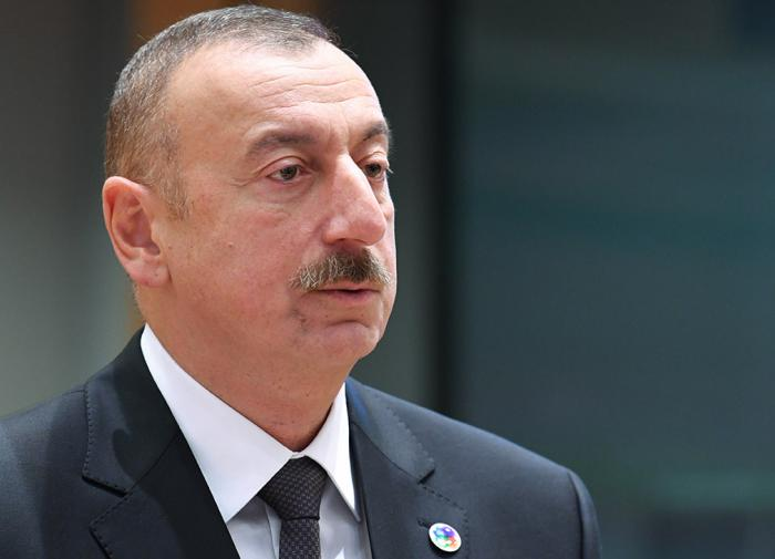 "Алиев рассказал Салливану о ""неадекватной реакции"" Армении"