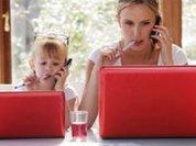В Кургане материнство работе не помеха