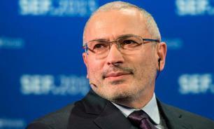 Следственный комитет обвинил Ходорковского в организации убийства
