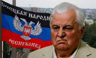 Леонид Кравчук призвал провести парад, когда в Донбассе воцарится мир
