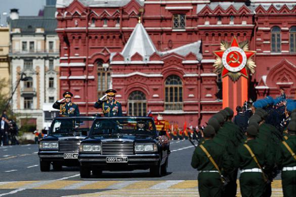 На Параде Победы появятся 24 новейших образца военной техники