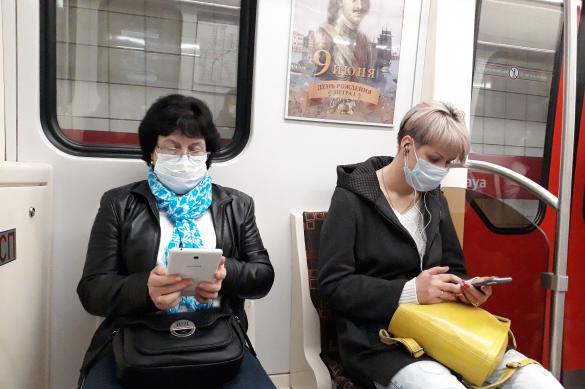 Больше 22% новых инфицированных живет в Москве