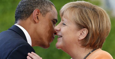 Обама и Меркель считают, что голод и разруха - это нормально