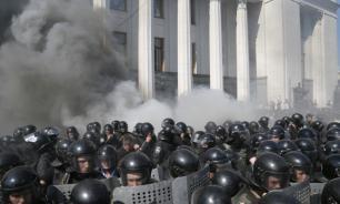 """Легион """"Свободы"""" приветствует Порошенко"""